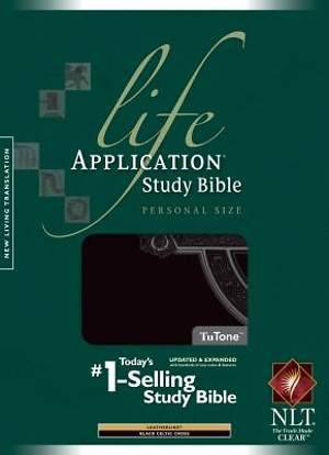 Life Application Study Bible New Living Translation, Personal Size