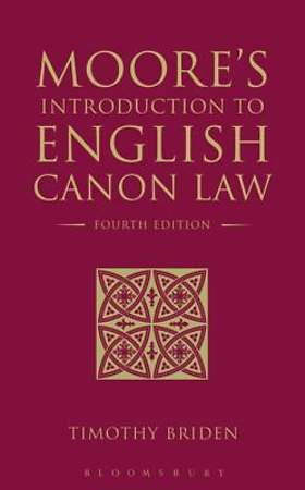 Moore's Introduction to English Canon Law [ePub Ebook]