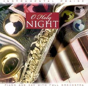 O Holy Night; Piano and Saxophone