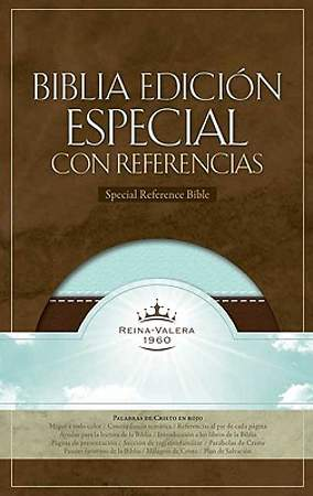 Special Reference Bible-Rvr 1960