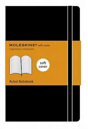 Notebook Moleskine Ruled Soft Cover Large