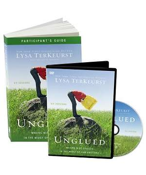 Unglued Participant`s Guide with DVD