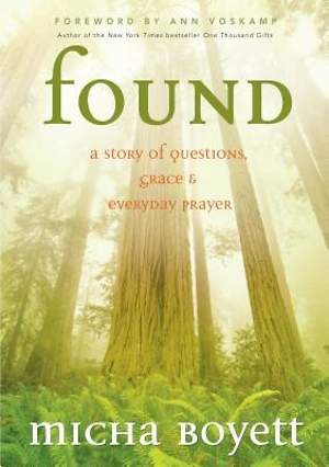 Found [Adobe Ebook]
