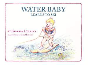 Water Baby Learns to Ski