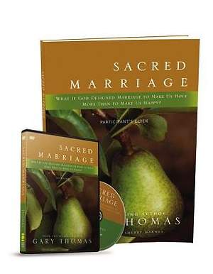 Sacred Marriage Participant`s Guide with DVD