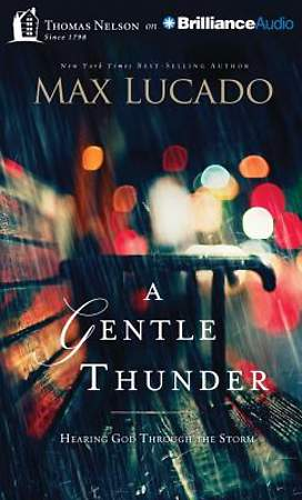A Gentle Thunder Audiobook - CD