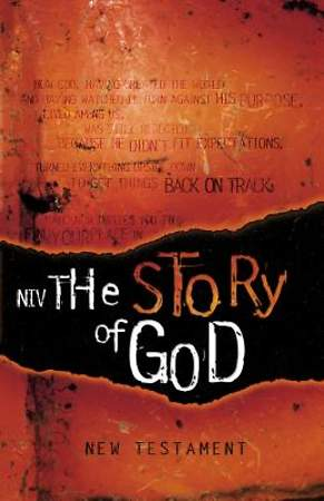 NIV the Story of God, New Testament