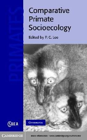Comparative Primate Socioecology [Adobe Ebook]