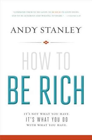 How to Be Rich Book with DVD