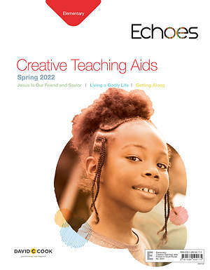 Echoes Elementary Creative Teaching Aids Spring 2015