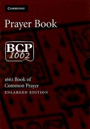 Book of Common Prayer 1662