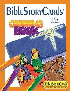 Bible Story Cards New Testament
