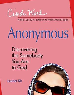 Anonymous - Women's Bible Study Leader Kit