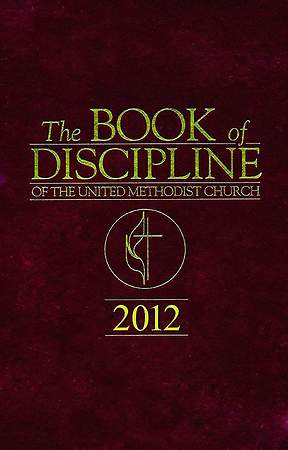 The Book of Discipline of The United Methodist Church 2012 - Downloadable PDF Edition