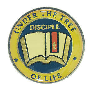 Disciple IV Under the Tree of Life: Lapel Pins (Package of 6)