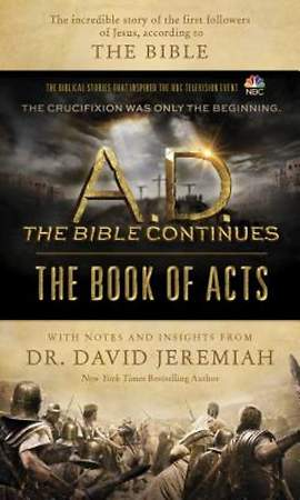 A.D. the Book of Acts
