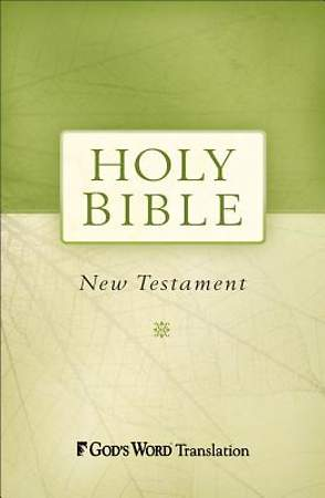 Bible God's Word Outreach New Testament