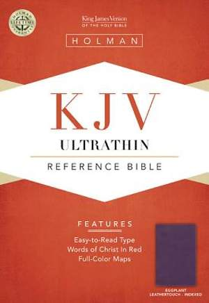 KJV Ultrathin Reference Bible