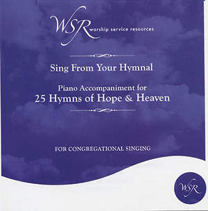 25 Hymns of Hope and Heaven CD