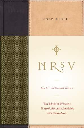 New Revised Standard Version Protestant Bible