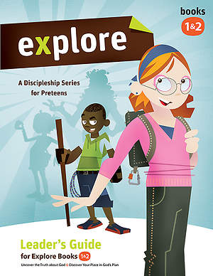 Explore Leader`s Guide for Books 1 & 2
