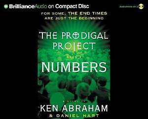 Prodigal Project Numbers on CD