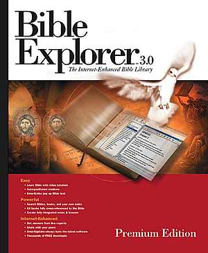 Bible Explorer™ 3.0 Premium Edition CD-ROM