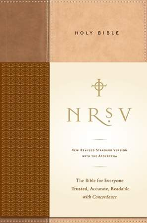 New Revised Standard Version Bible Standard