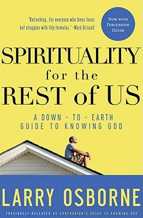 Spirituality for the Rest of Us