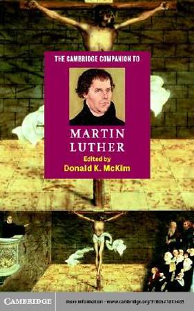 The Cambridge Companion to Martin Luther [Adobe Ebook]