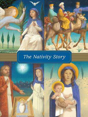 Nativity Story Deluxe Notecard Collection