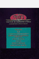 New Interpreter's Bible Volume VI