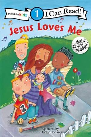 I Can Read Song Series Jesus Loves Me