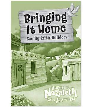 Group Vacation Bible School 2015 Nazareth Bringing It Home: Family Faith Builders (package of 10)