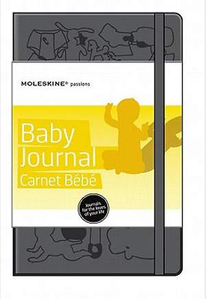 Moleskine Passions Baby Journal/Carnet Bebe
