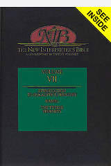 New Interpreter`s Bible Volume VII