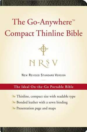 New Revised Standard Version Go-Anywhere Compact Thinline Bible