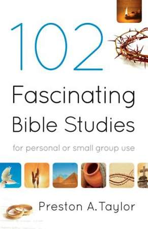 102 Fascinating Bible Studies [ePub Ebook]