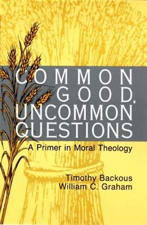 Common Good, Uncommon Questions