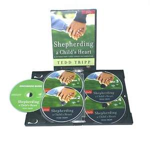 Shepherding a Child`s Heart Video DVD