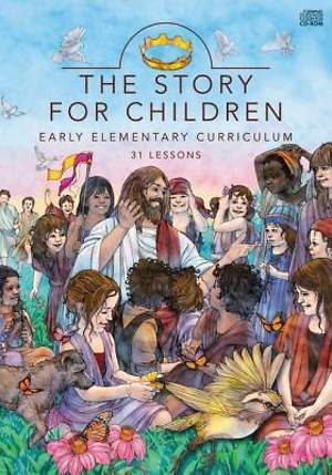The Story Early Elementary Curriculum on CD-ROM