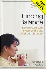 Sisters: Bible Study for Women - Finding Balance Leader's Guide -  eBook [ePub]