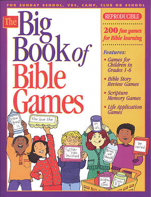 The Big Book of Bible Games #1