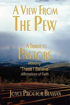 A View From the Pew [Adobe Ebook]