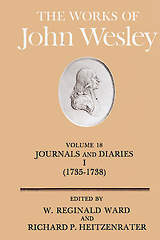 The Works of John Wesley Volume 18