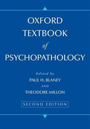 Oxford Textbook of Psychopathology