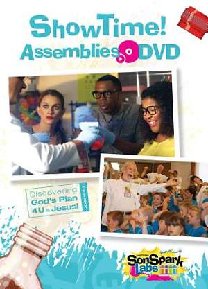 Gospel Light SonSpark ShowTime! Assemblies DVD