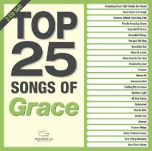 Top 25 Songs of Grace