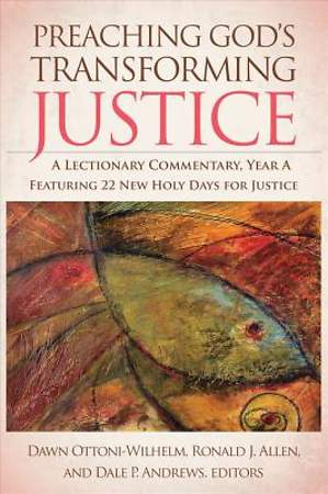 Preaching God's Transforming Justice [ePub Ebook]