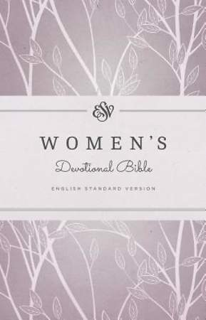 ESV Women's Devotional Bible (Purple)